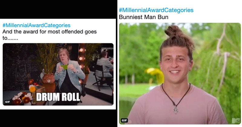 'Millennial Award Categories' Memes Play On The Stereotypical Mannerisms Of Gen Y
