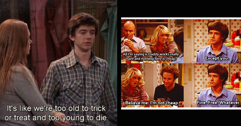 20 Clever 'That '70s Show' Moments We Still Laugh At