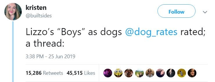 lizzo boys dogs