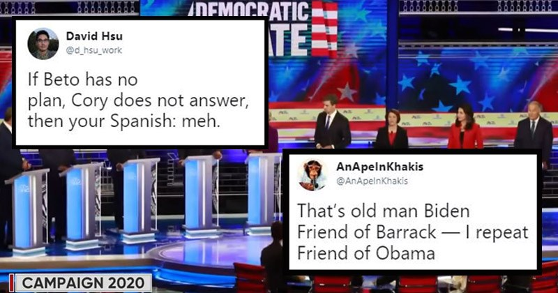 11 Twitter Haikus That Cleverly Roast The 2020 Presidential Candidates