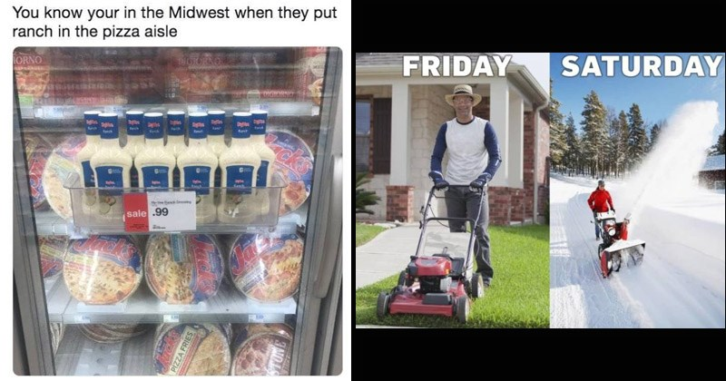 31 Midwestern Memes You Can Dowse With Ranch Dressing