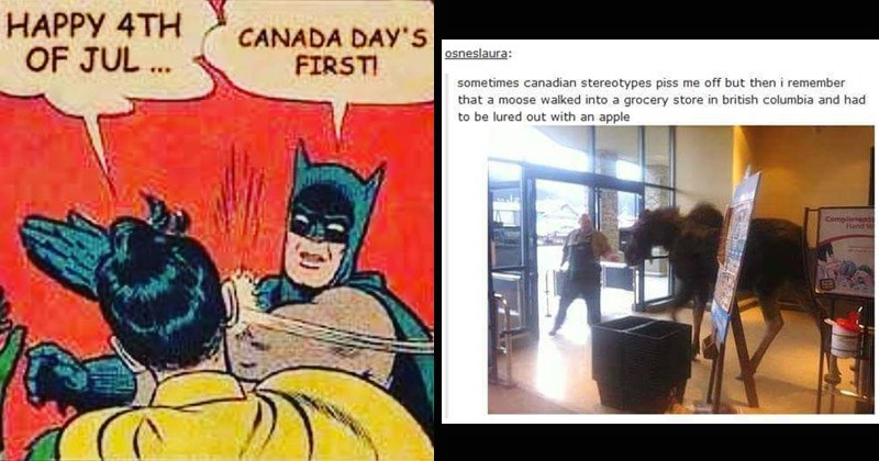 20 Canada Day Memes In Honor Of America's Hat