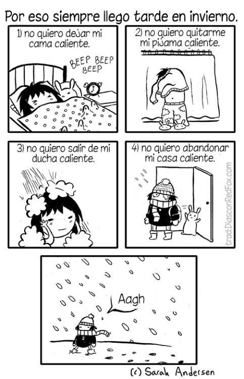 invierno es