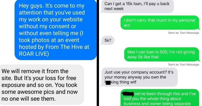FAIL ridiculous cheap funny stupid choosing beggar - 8734469