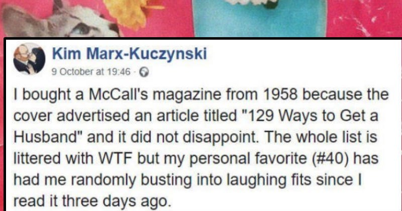 50's magazine is way more sexist that you might think