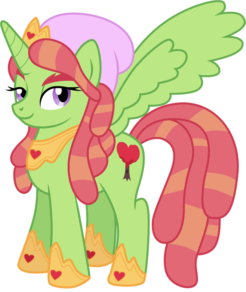 tree hugger alicorn