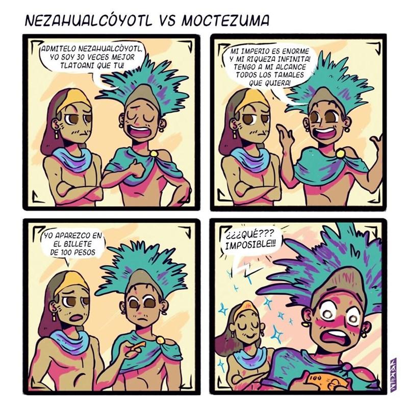 Jaque mate Moctezuma