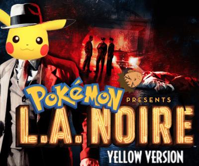 pokemon memes detective pikachu la noire