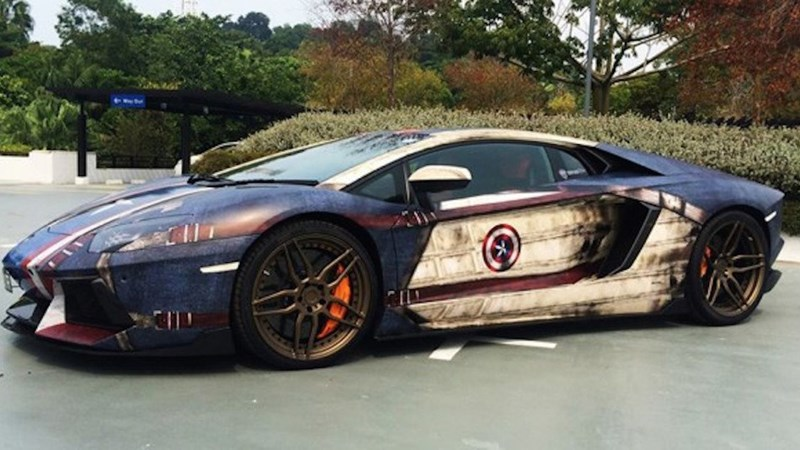 batman captain america cars Now You Can Have Your Very Own Batmobile