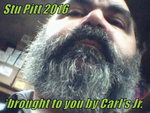 Stu Pitt 2016  *brought to you by Carl's Jr.