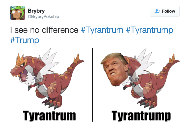 donald trump tyrantrum politics - 8746146816
