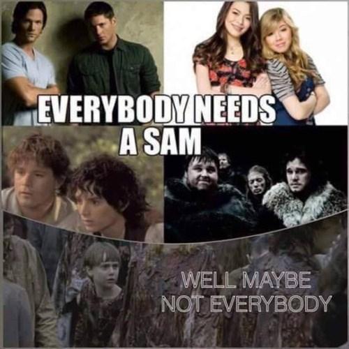 The Walking Dead sam anderson - 8746202112
