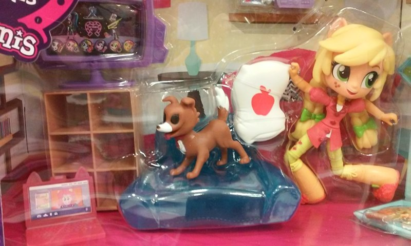 applejack toys winona Hasbro - 8746767616