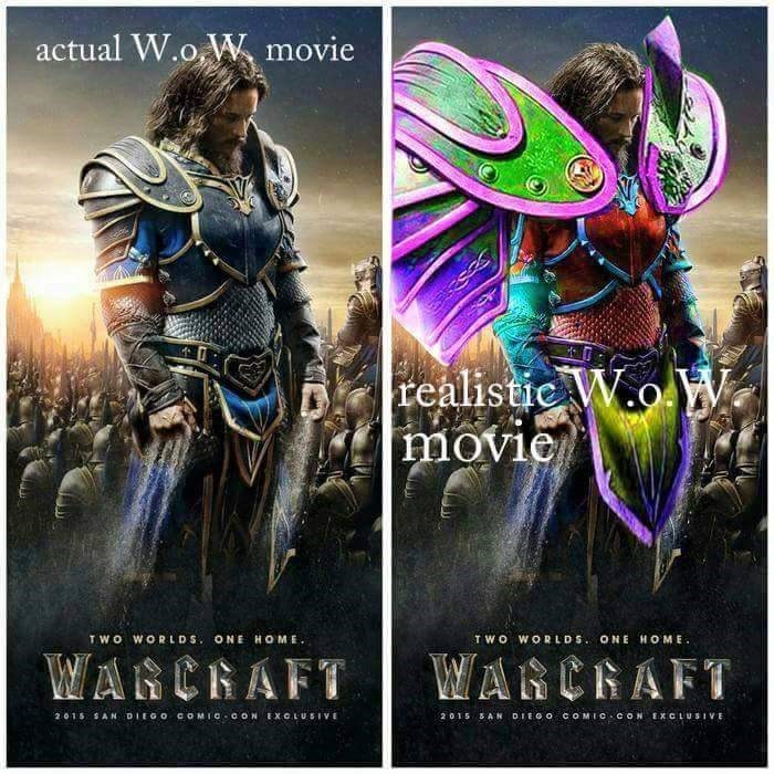 video game memes realistic wow movie