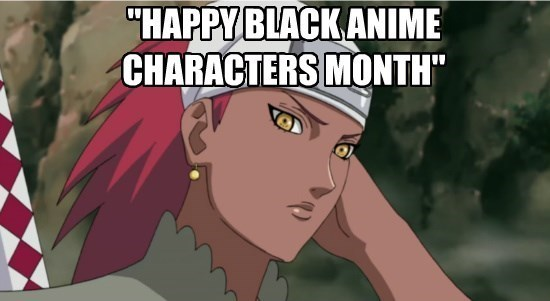 anime Black History Month - 8746990848