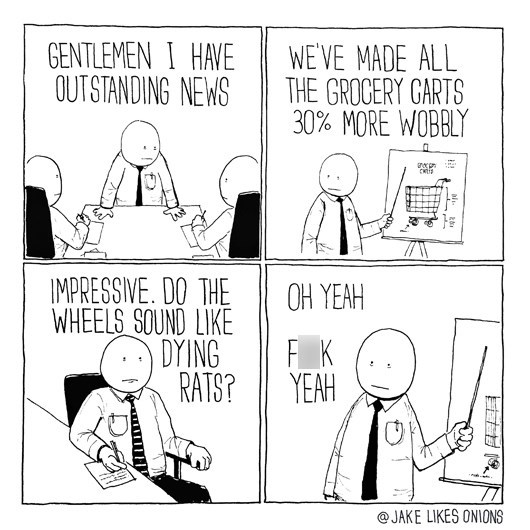 web comics shopping cart Shopping Cart Technology Has Come So Far