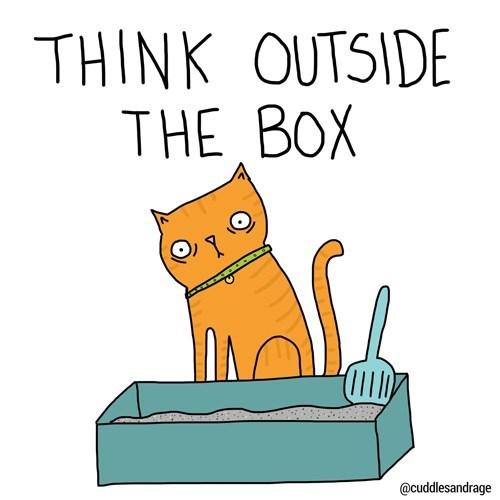 web comics cats Wait... Not You