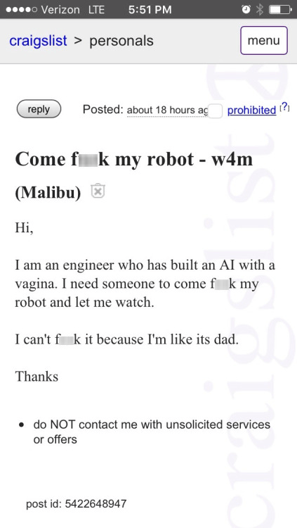 Is This Just the Plot of Ex Machina?