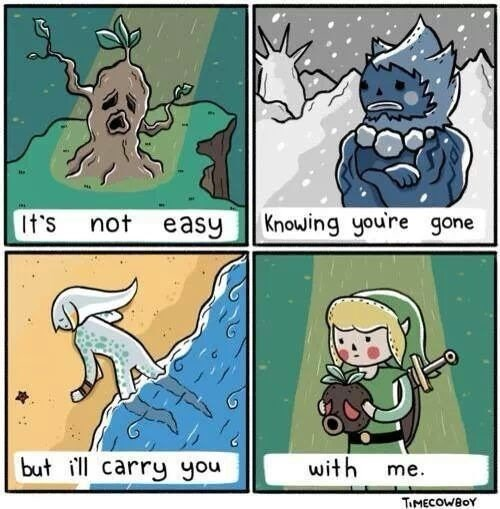 feels,legend of zelda