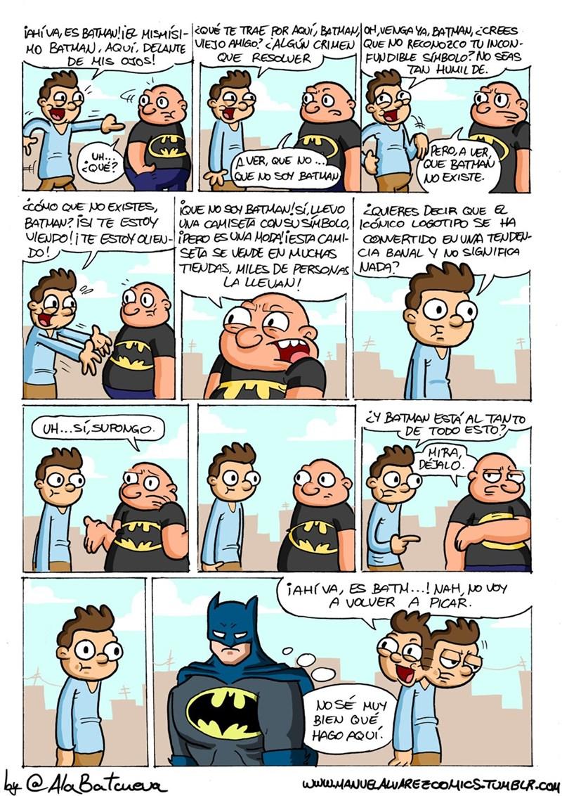 ves a batman