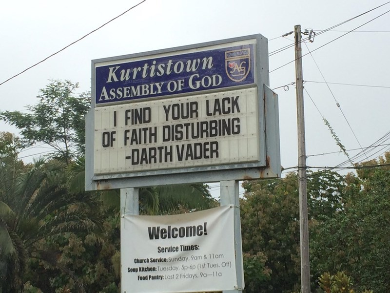 sign,faith,star wars,IRL