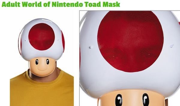 wtf,toad,mask