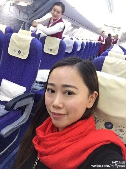 travel planes luck One Lucky Woman Was the Only Passenger on Her Flight