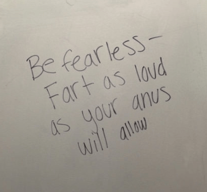 IRL,farts,graffiti