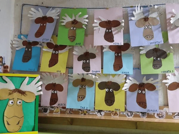 funny memes moose kids drawing looks like a dong