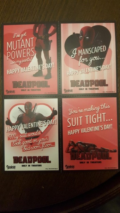 deadpool valentines day Woo The Love of Your Life With the Perfect Valentine