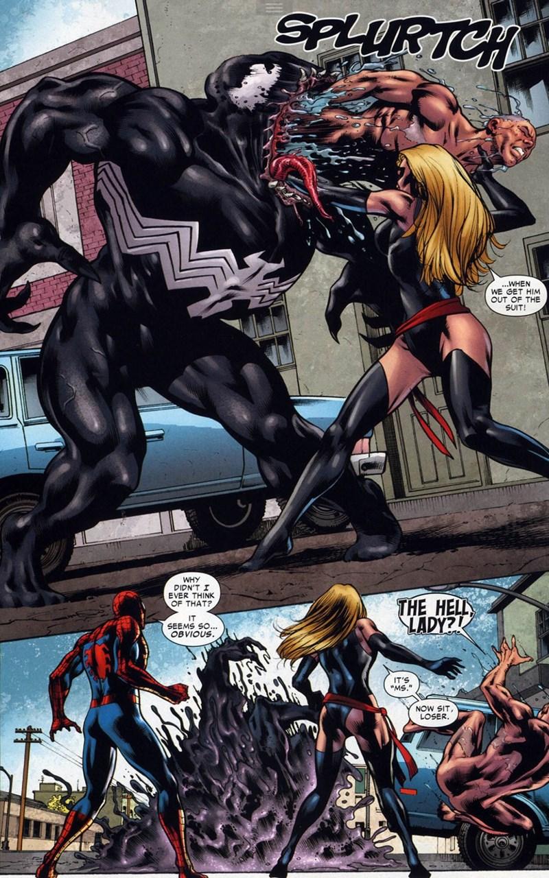 comic superheroes Spider-Man Venom - 8747788800