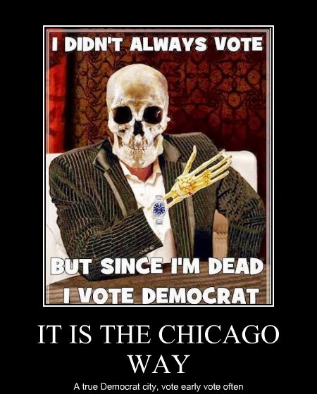 IT IS THE CHICAGO WAY