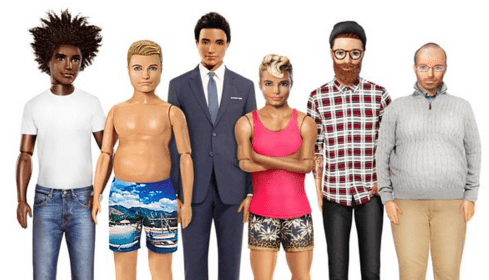barbie realism image Dad Bod Ken Isn't Headed for the Shelves but You Can Still Imagine What He'd Look Like