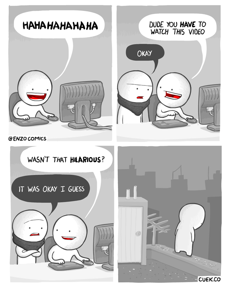 friendship videos anxiety web comics - 8747976704