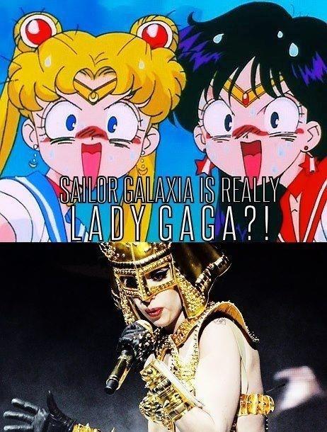 anime sailor moon lady gaga - 8748051456