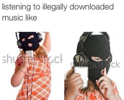 Music illegal downloads Pirate - 8748083200