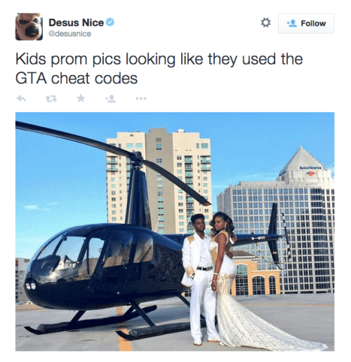 helicopter Grand Theft Auto prom cheats - 8748100608