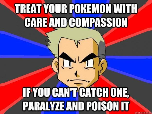 professor oak pokemon logic - 8748122112
