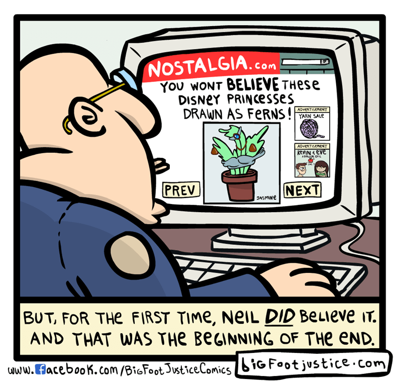 end times,clickbait,web comics