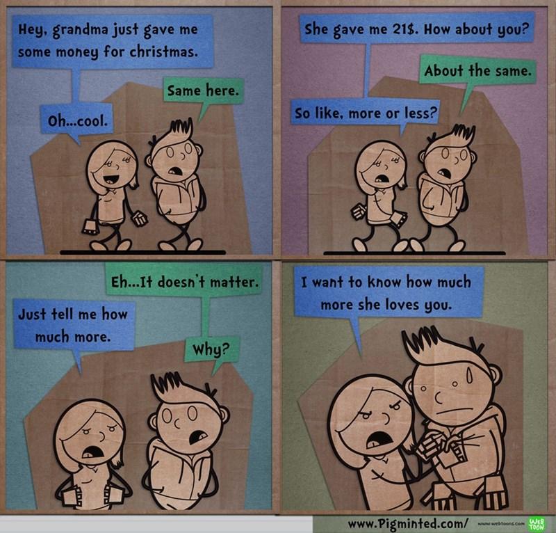 grandmas inequality love - 8748344064
