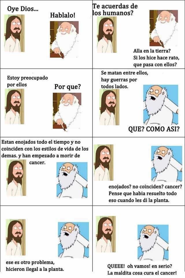 dios y jesus