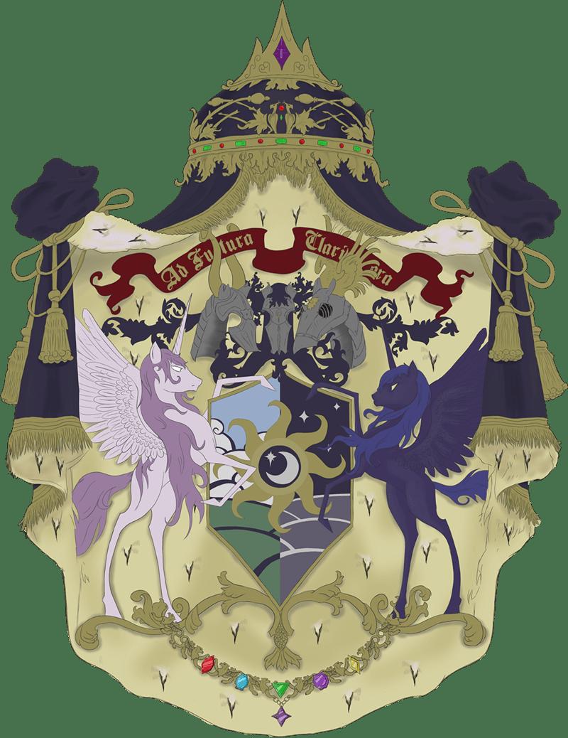 princess luna princess celestia - 8748403968