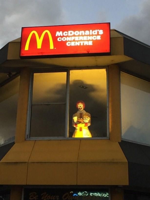 wtf IRL McDonald's - 8748431104