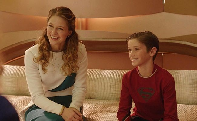 superman supergirl 'Supergirl' Will Feature Kal-El as a Kid, Long Before He Became Superman
