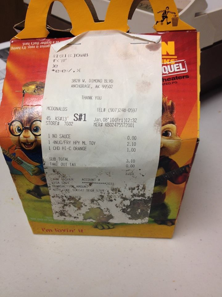 food mcdonalds This Disgusting 6-Year-Old Happy Meal Will Make You Rethink What You Eat