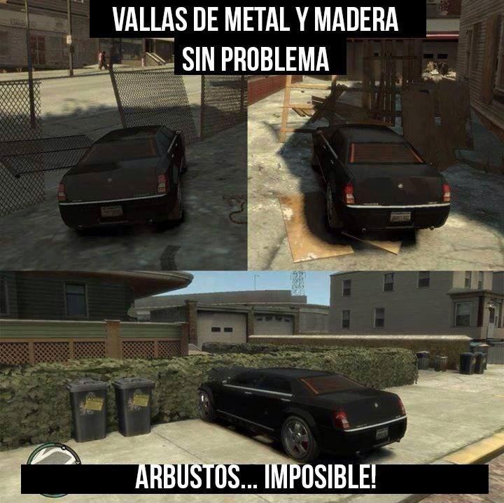logica nivel GTA