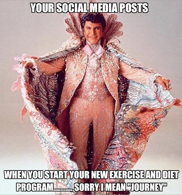 It's more a lifestyle than a diet