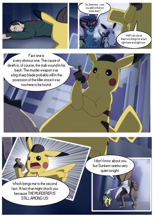 detective pikachu web comics - 8749372416