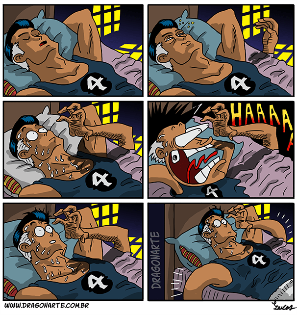 fantastic four web comics oh just me