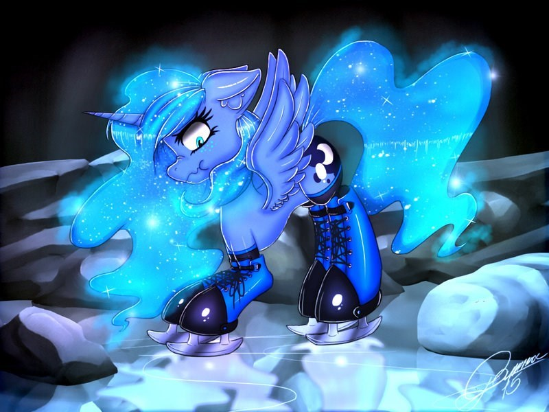princess luna - 8749624320